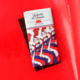 Le chocolat des Francais - 80g Bar - Dark Chocolate - Cabaret