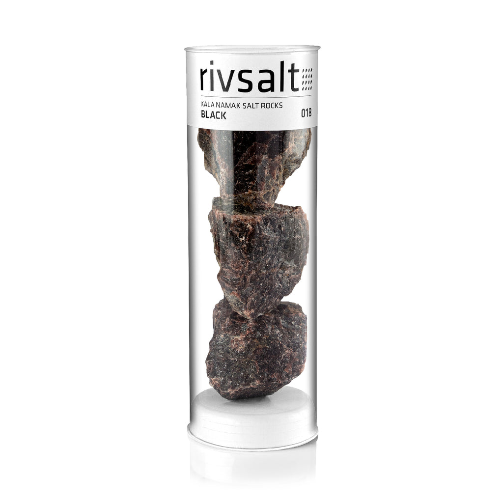 Rivsalt BLACK Rock Salt
