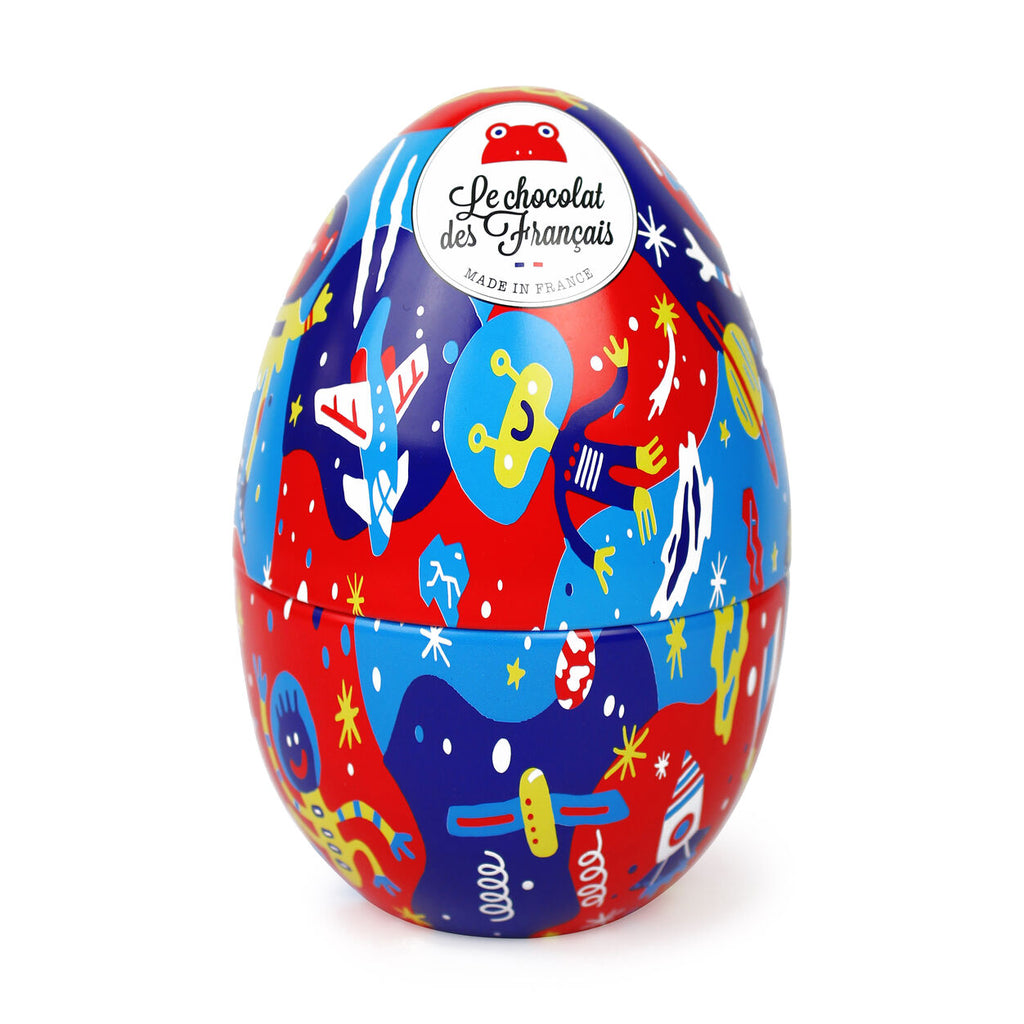 Le chocolat des Francais - Dark & Milk Chocolate Easter Eggs
