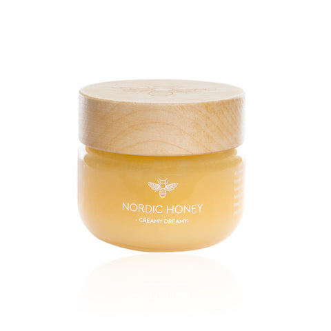 Organic Nordic Honey 'Creamy Dreamy' - 75 grams