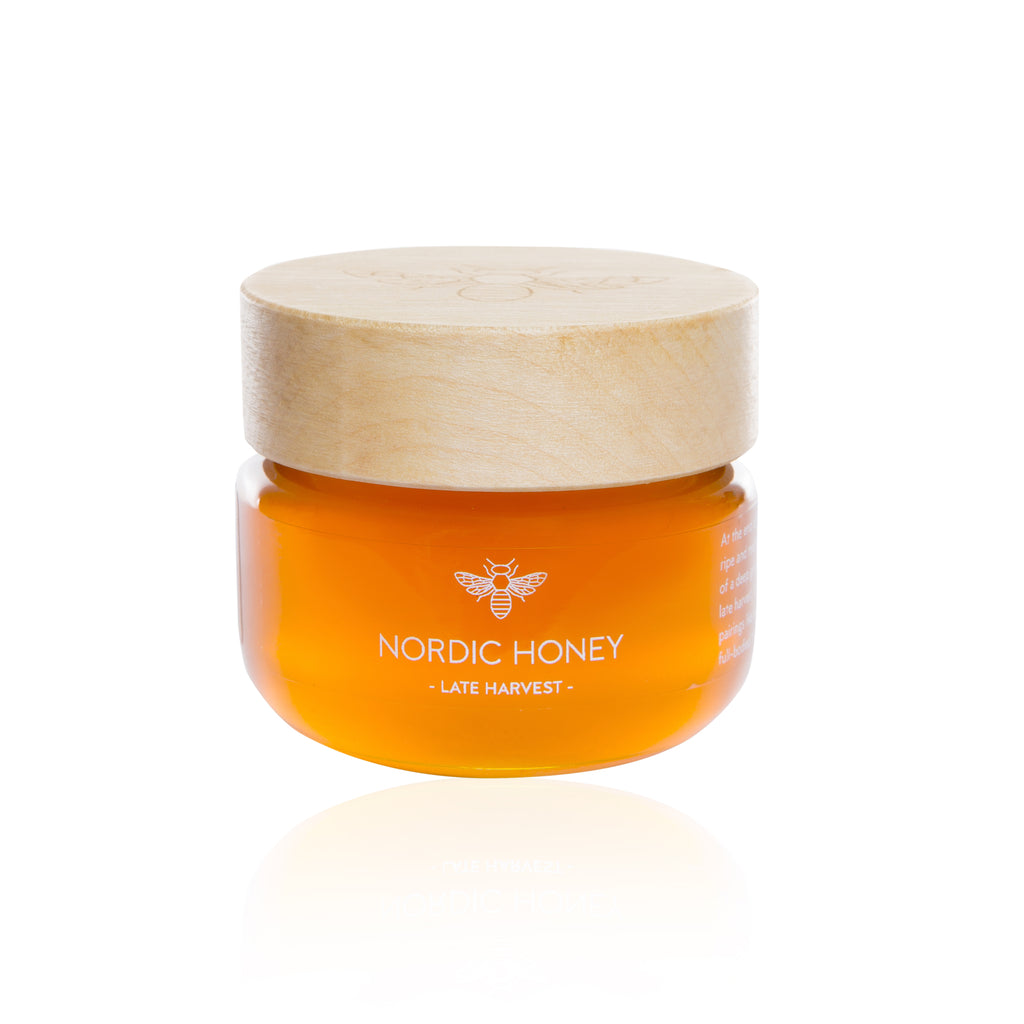 Organic Nordic Honey 'Late Harvest' - 75 grams