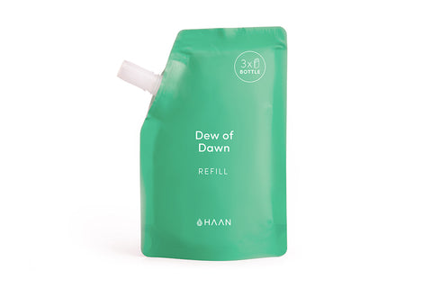 Haan Hand Sanitizer - Dew of Dawn Refill Pouches