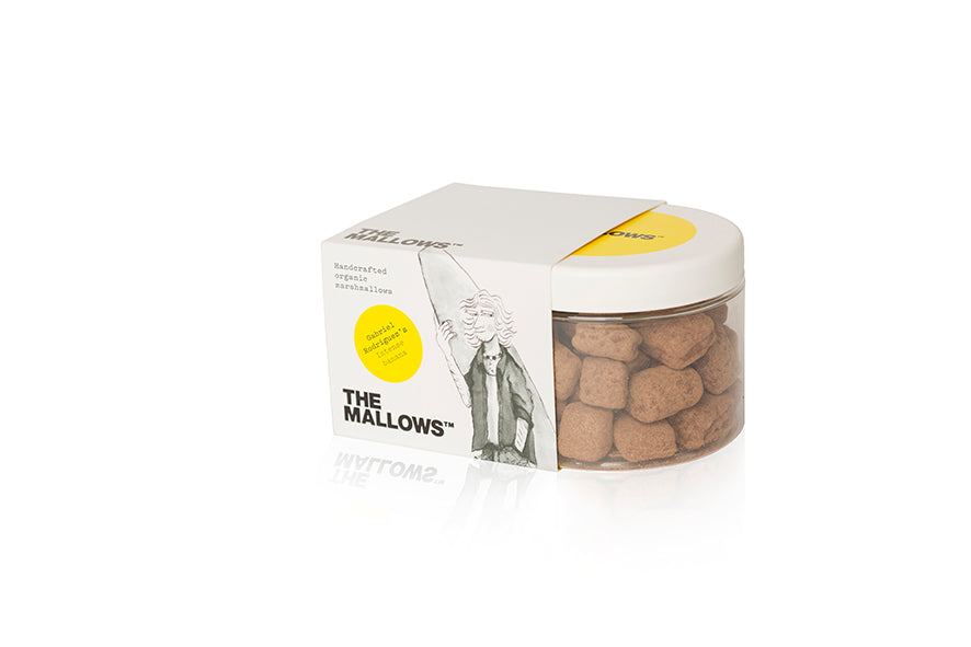 The Mallows Handcrafted Organic Marshmallows - Intense Banana (Gabriel Rodriguez)