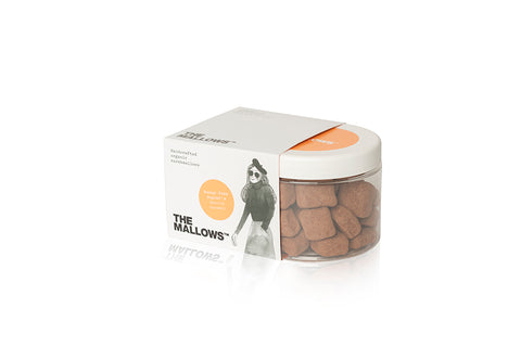 The Mallows Handcrafted Organic Marshmallows - Smooth Caramel (Penny-Joan Dupont)