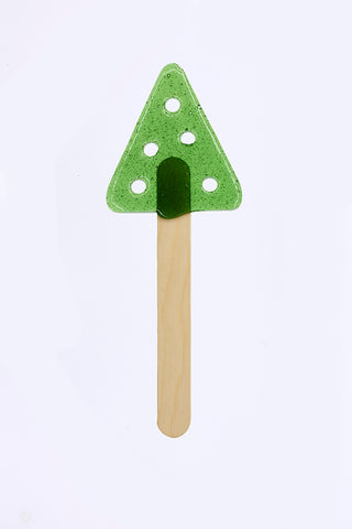 Tutu Spot Designer Lollipops - Grand Pop - Christmas Tree
