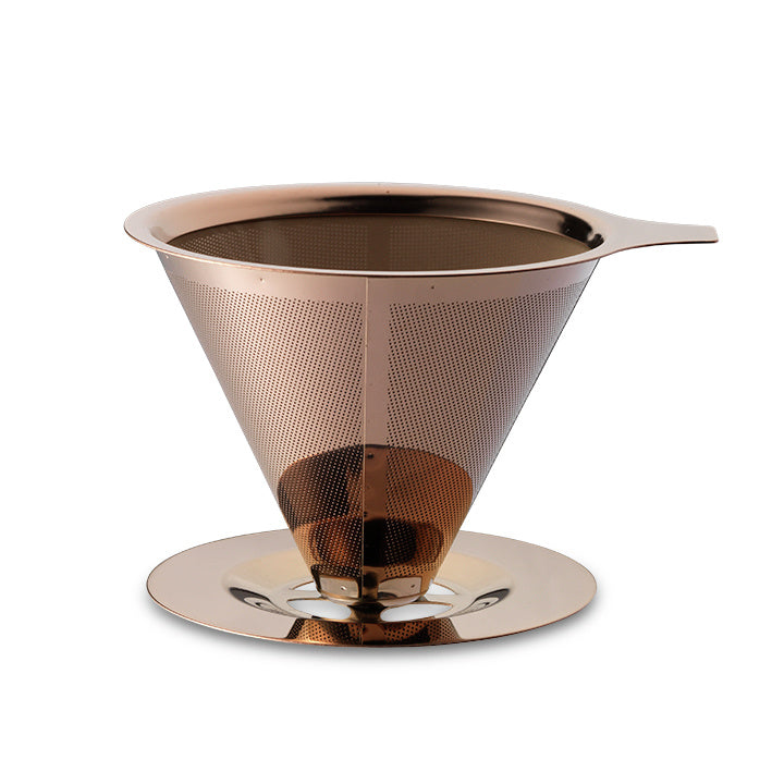 Paperless Coffee Dripper - Copper