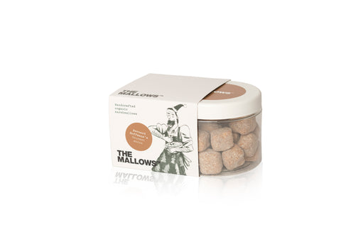 The Mallows Handcrafted Organic Marshmallows - Gourmet Mocha (Bernard Hoffman)