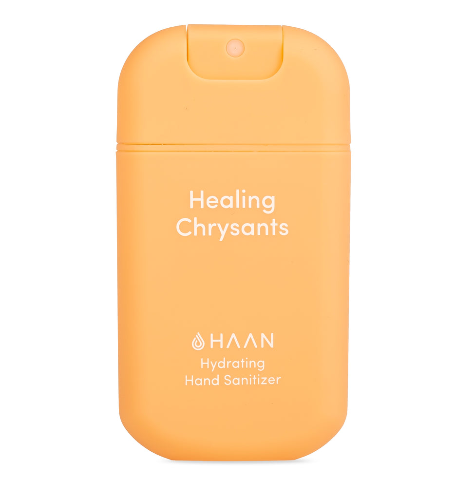 Haan Hand Sanitizer - Healing Chrysants (30ml bottle)