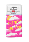 Le chocolat des Francais - 80g Bar - Milk Chocolate - French Riviera