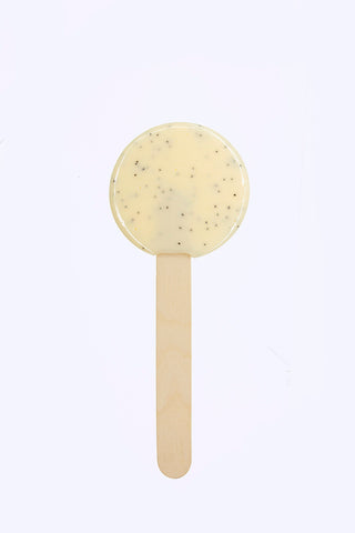 Tutu Spot Designer Lollipops - Grand Pop - Poppy Seeds Ball