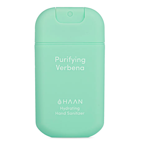 Haan Hand Sanitizer - Purifying Verbena (30ml bottle)