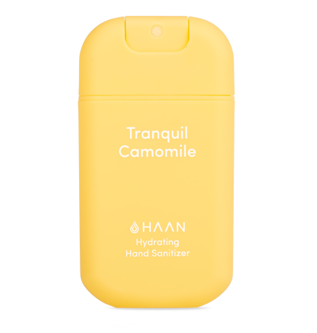 Haan Hand Sanitizer - Tranquil Camomile (30ml bottle)