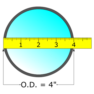 How to Measure Outer Diameter