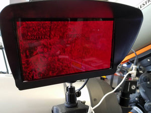 "Revolution Imager: RED shield for 7"" monitor"