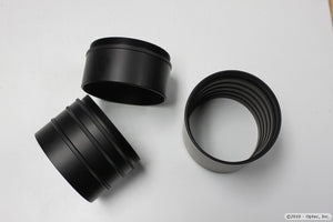 Astro-Physics 2.7-inch Threaded Extension Rings, Adapters and Retaining Rings