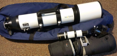 USED 127mm Achromatic Refractor - AR Doublet Series