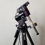USED 400QMD German Equatorial Mount With Dual Axis Quartz Micro-Drive (400QMD)
