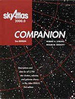 Sky Atlas 2000.0 Companion, 2nd Edition