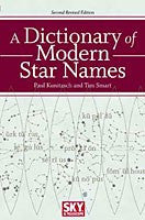 Dictionary of Modern Star Names