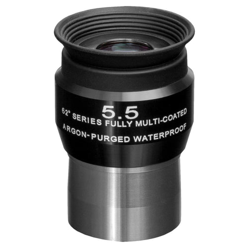 62° Series Waterproof Eyepiece 5.5mm 1.25