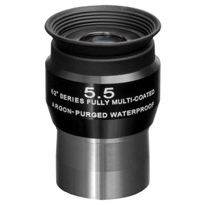"62° Series Waterproof Eyepiece 5.5mm 1.25"" (AR Purged) (EPWP6255LE-01)"
