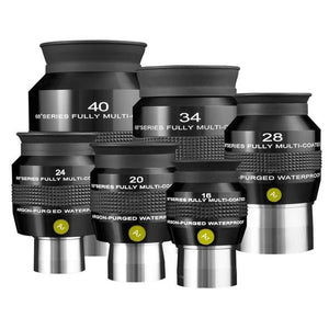 "68º Series Eyepiece 24mm 1.25"" (Ar-Purged) (EPWP6824-01)"