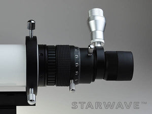 Starwave 50mm Guide Scope Straight Through with Non-Rotating Helical Focuser