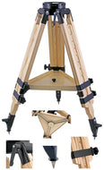 Berlebach Planet Tripod w/ ADATRI Adapter & Double Clamps (AWTBER2)