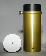 Laser Collimator with Barlow Attachment