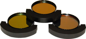 "Pack of three 2"" Filter holders"