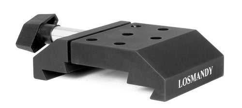 Dovetail Adapter for D/V Series Plates
