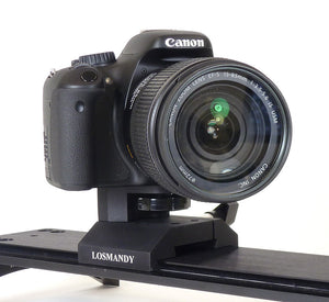 Single Axis Camera Mount for D/V Series Plates