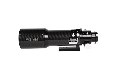 80mm Apochromatic Refractor - FCD-1 ED Triplet Carbon Fiber Series
