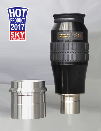 110° Optimus Eyepiece 9mm (1.25/2