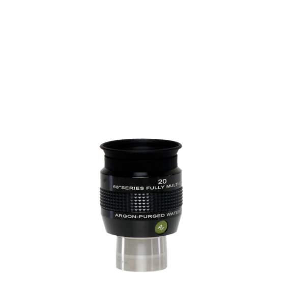 68° Series Eyepiece 20mm 1.25