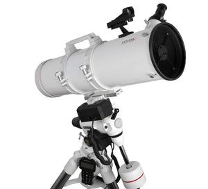 FirstLight N150mm White Tube Newtonian with EXOS-2 GoTo Mount (FL-N150750EXOS2GT)