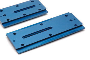 "10"" METRIC Universal D-Size Dovetail Plate (FMDUP)"