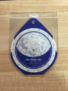 The Night Sky Planisphere Star Finder - Small