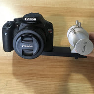 DSLR Side-by-side Guiding Plate for Star Adventurer GEM