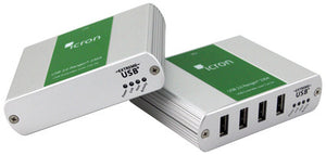 Icron Ranger® 2304 USB 2.0 Extender - Four-Port (USBIEXT4P-2304)