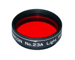 #23A Light Red Filter
