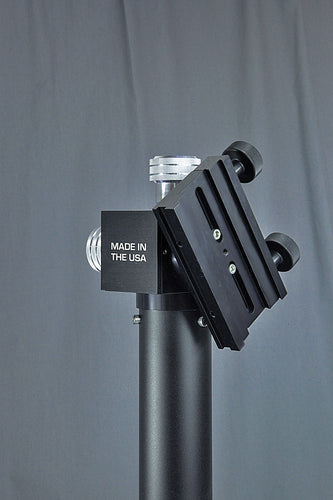 M2 Mount with Dual Vixen and Losmandy Style Shoe (M002C)