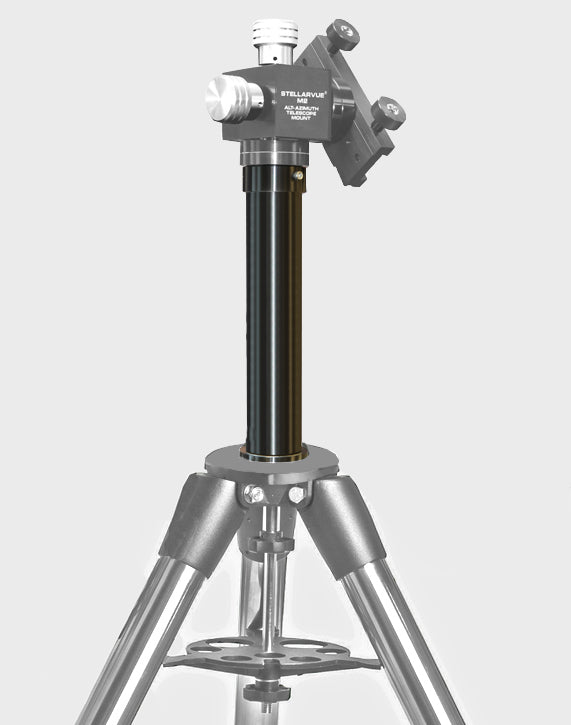Extension Column for M2C Head to Tripod with 10 mm Attachment Bolt (MEC010)