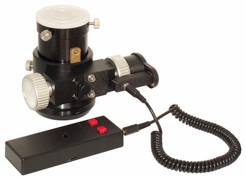 MotoFocus+ Explore Scientific Rack-and-Pinion Focuser – Config. 2