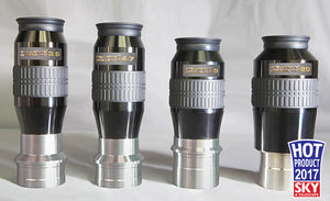 "110° Optimus Eyepiece set with Case (1.25/2"")"