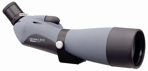Geoma II 82mm Angled Spotting Scope with 16-48x Zoom