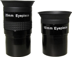"1.25"" Eyepiece Set PL, 10 and 25mm (TP100)"
