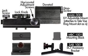 TV-60 X-Y Mount kit SCT (AAC-0002)
