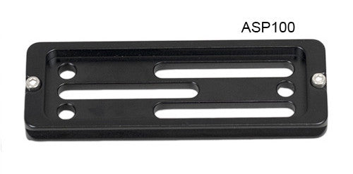 Arca Swiss Compatible Dovetail Plate 110mm Long