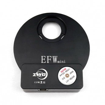 EFW Mini Electronic Five-Position Filter Wheel - 1.25